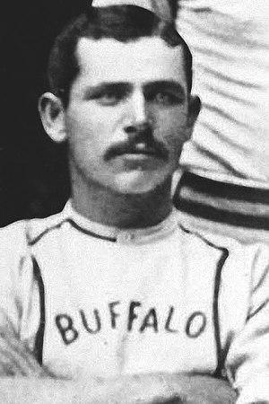 Bill Crowley (baseball) - Image: Bill Crowley 1878