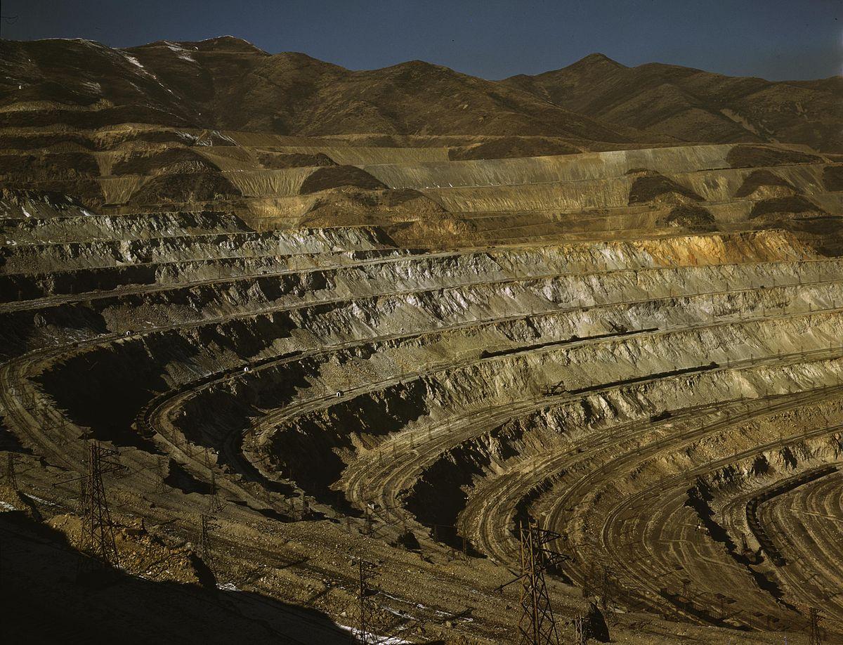 Kennecott Utah Copper logo