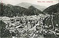 Bird's-eye view of Wallace, Idaho, looking east, between 1905 and 1915 (AL+CA 1628).jpg