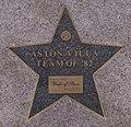 Birmingham Walk of Stars Aston Villa.jpg