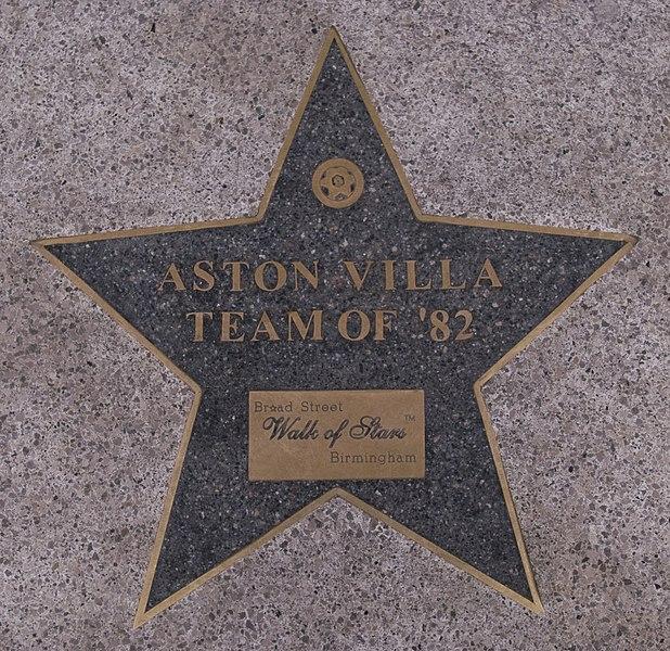 File:Birmingham Walk of Stars Aston Villa.jpg