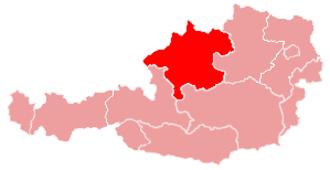 Roman Catholic Diocese of Linz - Image: Bistuemer oesterreich linz
