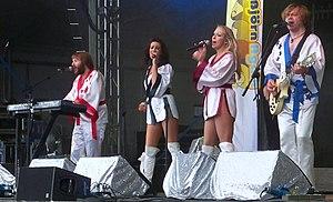 Björn Again - Björn Again at GuilFest 2012