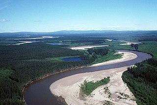 river in Alaska, United States