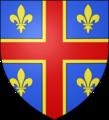 Blason ville fr ClermontFerrand (PuyDome).png