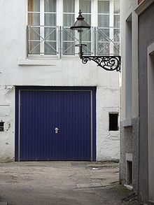 Garagentor Normmaße garagentor