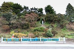 Ballinspittle - Image: Blessed Virgin Mary of Ballinspittle