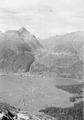 Blick auf Silvaplana und den Julierpass - CH-BAR - 3241562.tif