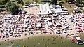 Blick auf den Sandstrand am nördlichen Uferbereich vom Otto-Maigler-See in Hürth, Deutschland (48331237161).jpg