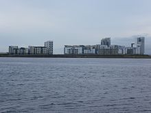 220px Blocks of flats at Western Harbour%2C Leith