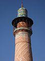 Blue Mosque Yerevan Minaret.JPG
