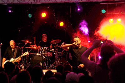 Picture of a band or musician: Blue October