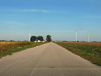 Blumfield Township, Michigan - Image: Blumfield Township, Michigan