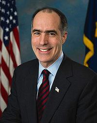 Bob Casey, official Senate photo portrait, c2008.jpg