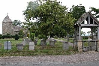 Boddington, Gloucestershire - St Mary Magdelene Church, Boddington