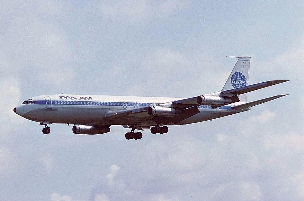 Boeing 707-321B Pan Am Freer