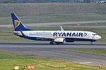 Boeing 737-8AS(w) 'EI-EFO' Ryanair (22283575353).jpg