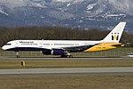 Boeing 757-2T7, Monarch Airlines JP6755072.jpg
