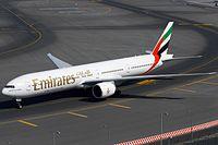 A6-EGG - B77W - Emirates