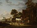 Boerenherberg met paard aan de trog Rijksmuseum SK-A-303.jpeg