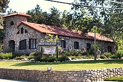 Historic Bolton Hall in Tujunga, 2008