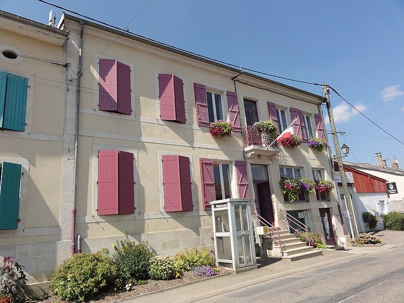 Boncourt-sur-Meuse (Meuse) mairie
