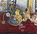 Bonnard-Pierre Fleurs sur un tapis rouge 1928 MBALyon.jpg