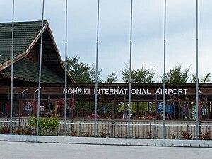 Bonriki International Airport - Bonriki International Airport