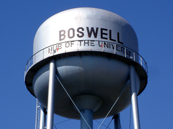 Boswell, Indiana.
