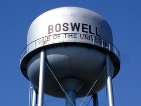 Boswell, Indiana watertower.png