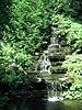 Botanischer Garten Braunschweig - Wasserfall