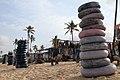 Bouées à Coco Beach Dar es Salaam 1.jpg