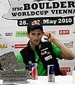 Boulder Worldcup Vienna 27-05-2010 02 Kilian Fischhuber.jpg
