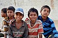 Boys in Mara village, Morena district, M.P.jpg