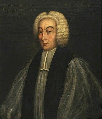 John Conybeare - Image: Bp John Conybeare