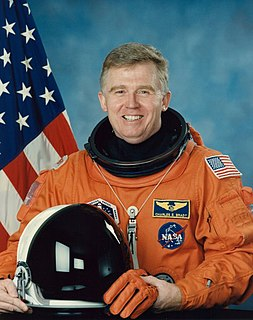Charles E. Brady Jr. American astronaut