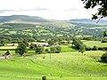 Braich-y-fedw Farm from near Cefn-y-braich - geograph.org.uk - 546226.jpg