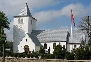 Brande town in Denmark