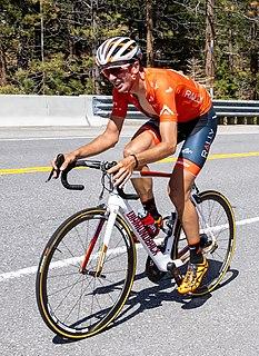 Brandon McNulty American cyclist