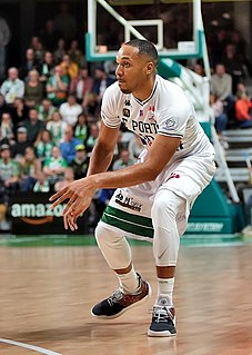Brandyn Curry American professional basketball player