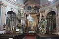 Bratislava, Cathedral of St John of Matha and Felix of Valois, inner view.JPG