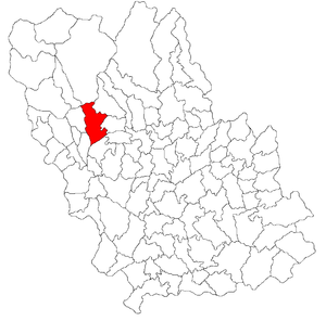 Brebu, Prahova - Image: Brebu jud Prahova