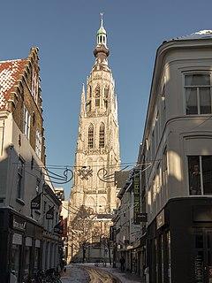 Grote Kerk (Breda) church
