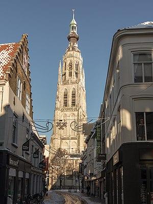 """Grote Kerk (Breda) - """"Onze Lieve Vrouwekerk"""""""