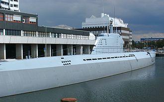 German submarine Wilhelm Bauer - Image: Bremerhaven U Wilhelm Bauer Ex U2540