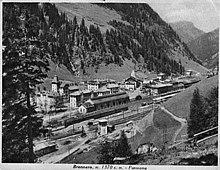 Brennero nel 1939