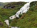 Bride's Veil waterfall - geograph.org.uk - 947454.jpg