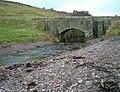 Bridge at the foot of Balnabraid Glen - geograph.org.uk - 93460.jpg