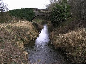 Bridge over Ulster Canal, Tyholland - geograph.org.uk - 673307.jpg
