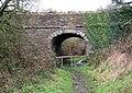 Bridge over former Avon & Gloucestershire Railway, Circa. 1830 - panoramio.jpg